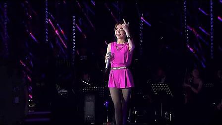《我是歌手》邓紫棋《喜欢你》