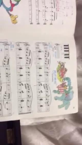 我发布了一个钢琴弹奏视频,欢迎来围观。相