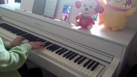 钢琴 Reason(蓝色生死