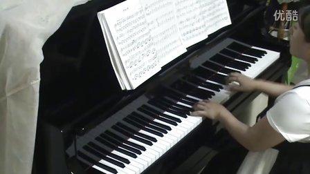 儿童钢琴曲《小星星变奏曲》钢