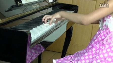 比才:斗牛士之歌(钢琴基础教