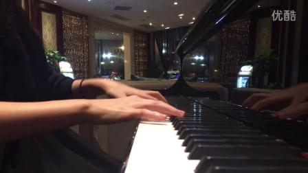 钢琴曲《圣诞结》Lonely