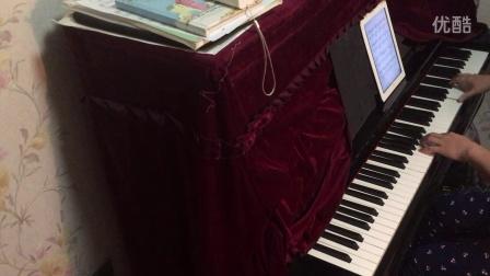 薛之谦《演员》钢琴曲