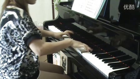 《祝你生日快乐》钢琴视奏版