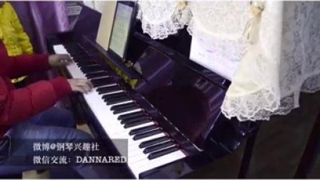 钢琴~卡农