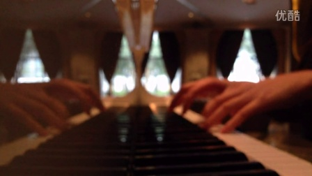 钢琴弹奏  《蓝色生死恋》插