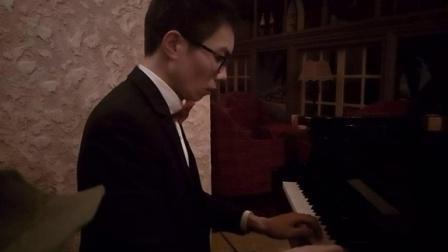 眼泪(三角钢琴)