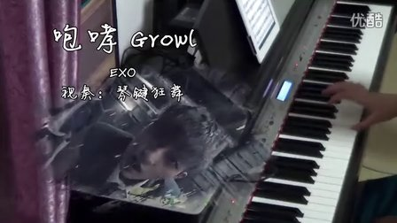 EXO《咆哮 Growl》钢