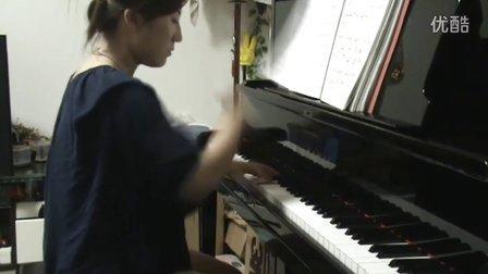 梁静茹《可惜不是你》钢琴视奏