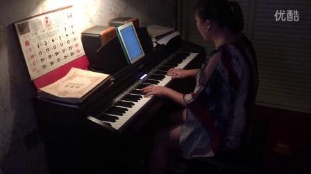 薛之谦《你还要我怎样》钢琴曲