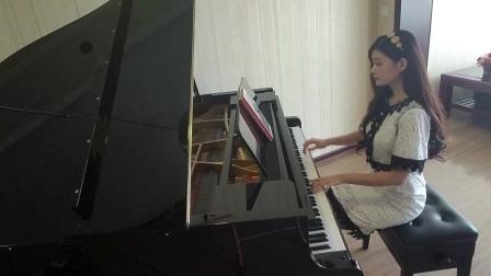 童话镇钢琴演奏 童话镇钢琴版