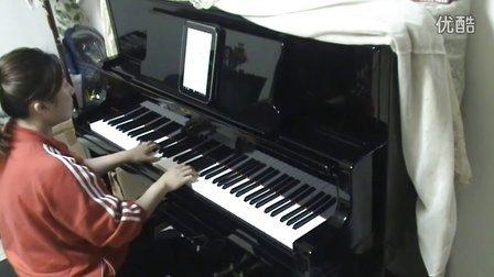 邓丽君《甜蜜蜜》钢琴视奏版