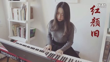 琅琊榜插曲-红颜旧 钢琴