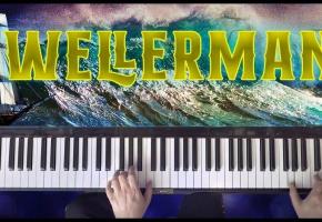Wellerman - Sea Shanty  (船歌) - 【钢琴改编版】