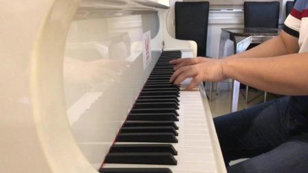 《延禧宫略》插曲《红墙叹》-伍乐钢琴版