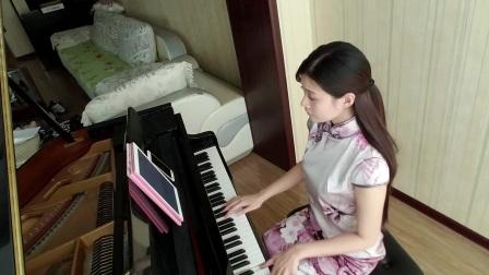 繁花钢琴演奏 三生三世十里桃