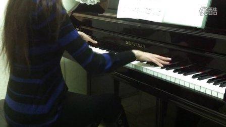 《秋日私语》钢琴曲