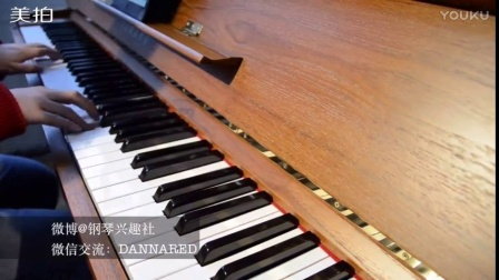 钢琴~但愿人长久