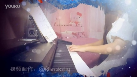 夜色钢琴版郁可唯/吴亦凡《时