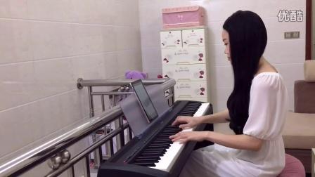 钢琴曲《大鱼》电影【大鱼海棠