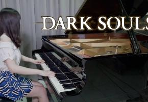 【Ru,s Piano】黑暗之魂 Dark Souls - 乌薪王葛温OST -钢琴演奏