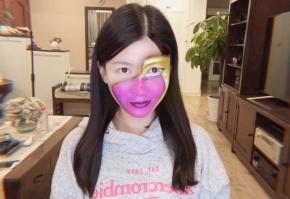 【万圣节妆容】被妈妈撞见画黄金弗利萨面具妆?!