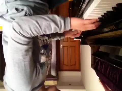 vianqian 发布了一个钢琴弹奏视频