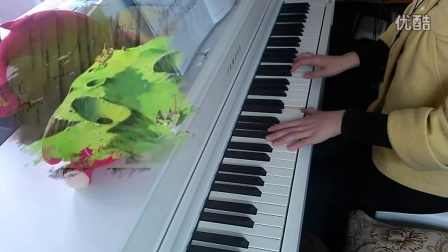 钢琴 天空之城 久石让