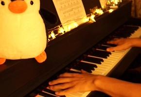 《山楂树之恋》姜创钢琴 即兴演奏