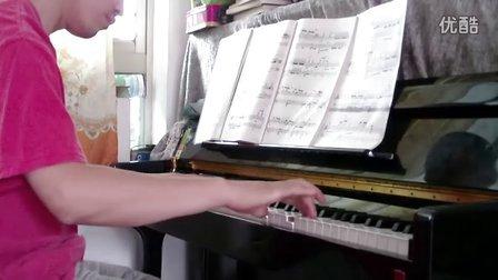 钢琴独奏《水边的阿狄丽娜》流