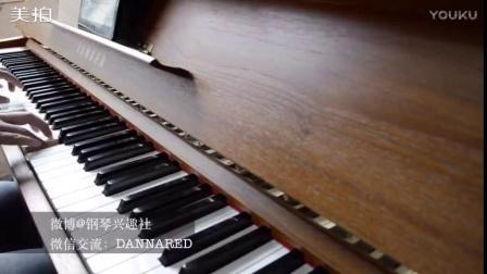钢琴~天空之城