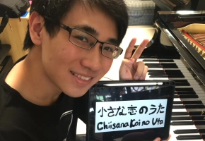 【小小恋歌 / 小さな恋のうた】三角琴钢琴版