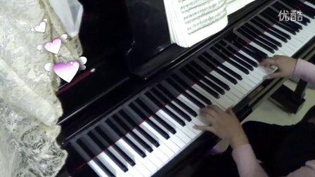 门德尔松《婚礼进行曲》钢琴视