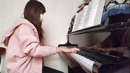 【蛐蛐达人】卡卡 钢琴演奏《