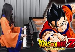 龙珠Z 片头曲「We Gotta Power / 影山ヒロノブ」钢琴演奏 | Ru,s Piano