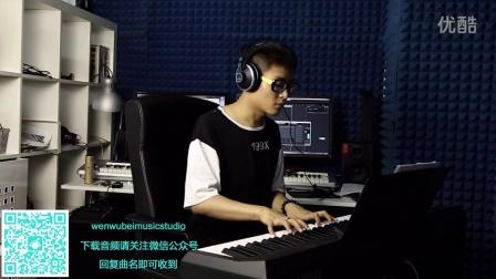 父亲(筷子兄弟)-钢琴版