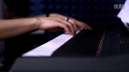 李荣浩《老街》钢琴版 文武贝