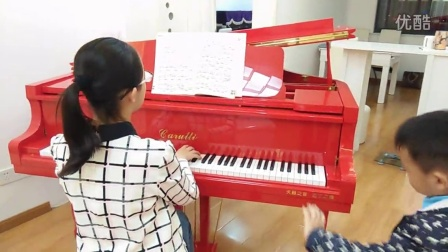 《茉莉花》肖千千 葛老师钢琴