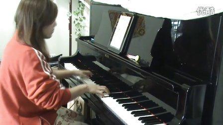 胡夏《那些年》钢琴视奏 (曲