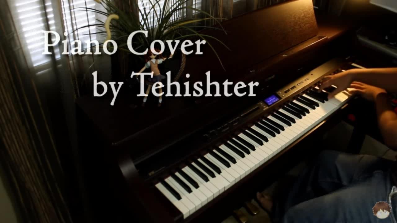 《刀剑神域》主题曲,原来钢琴也能弹出怎么燃的纯音乐!