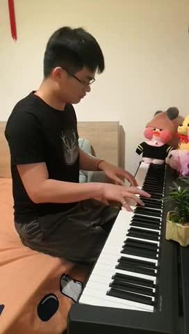 《知否知否》主题曲 钢琴版   bE大调