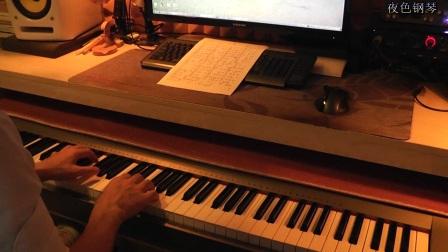 (청춘)青春-《请回答1988》主题曲 夜色钢琴曲 赵海洋钢琴版