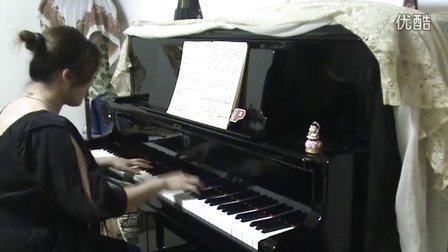 韩红《青藏高原》钢琴视奏版
