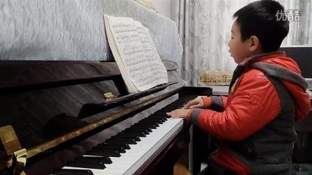 莫扎特C大调奏鸣曲  吕有朋
