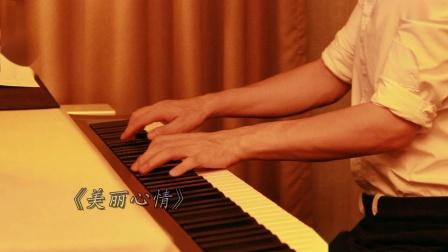 《夜色钢琴曲》美丽心情 赵海洋 演奏视频