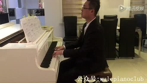 《水边的阿第丽娜》讲解版 选自《钢琴传奇》