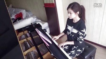 王源 因为遇见你钢琴演奏 李