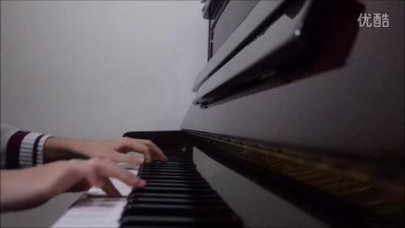 因为遇见你 钢琴演奏