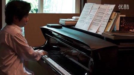 钢琴家沈文裕演奏加勒比海盗钢