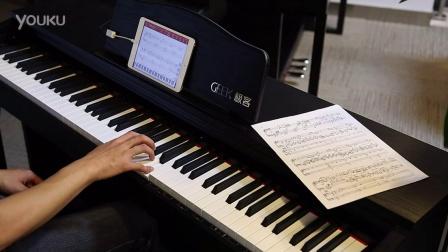 geek极客智能钢琴:致爱丽